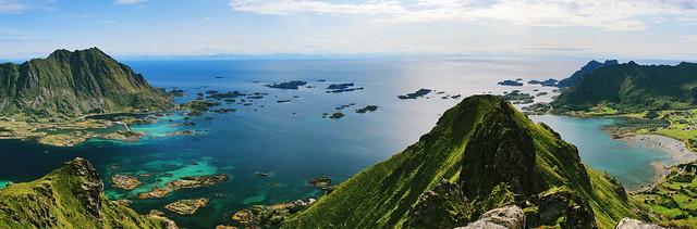Uno sguardo sulle Lofoten