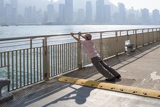 Hong Kong, Stretching