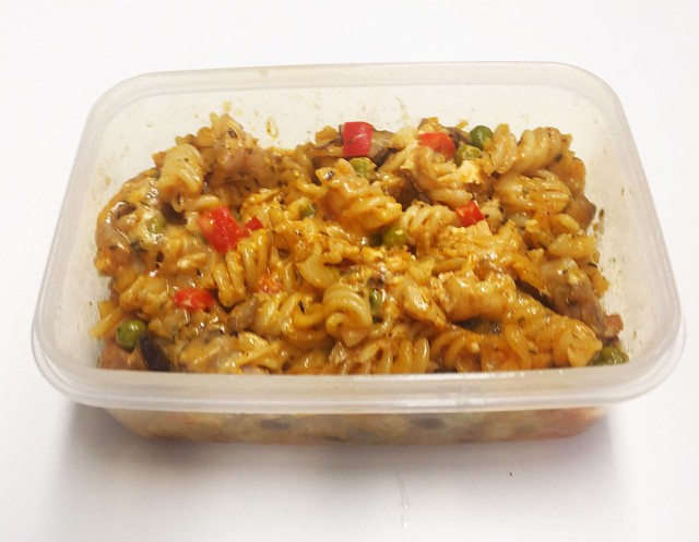 Gyros pasta bake - Leftovers / Gyros-Nudelauflauf - Resteverbrauch