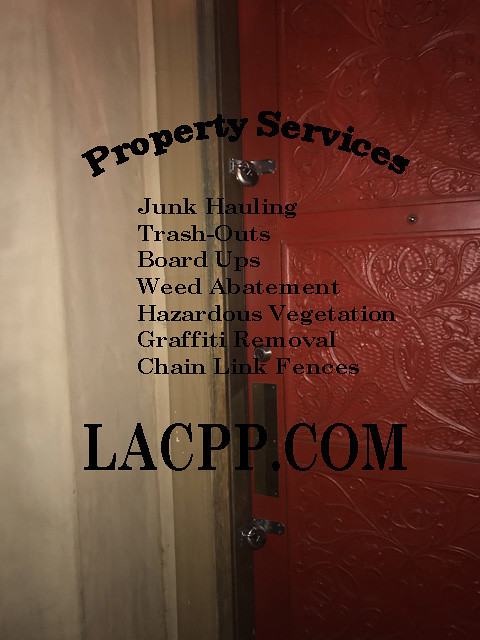 foreclosure sherman oaks property emergency securing