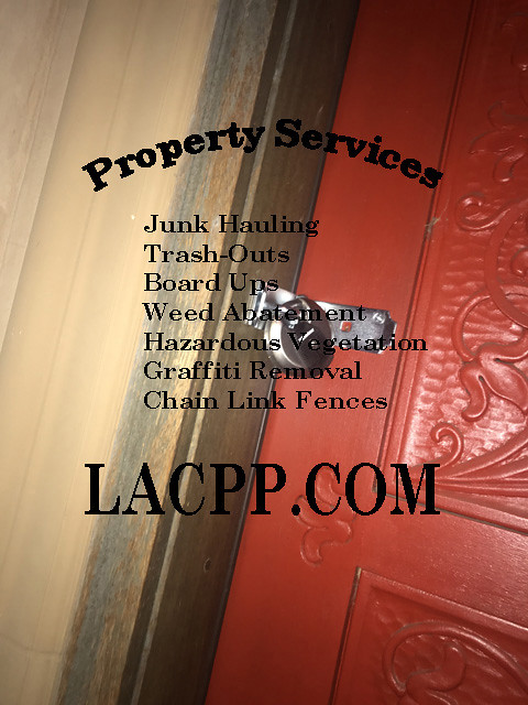 emergency bank owned property board up sherman oaks CA