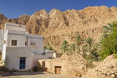 Oman, Wadi Tiwi,
