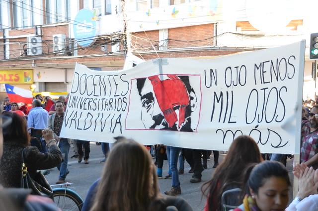 Marcha por el Derecho a la Educación - 08 de noviembre 2019.