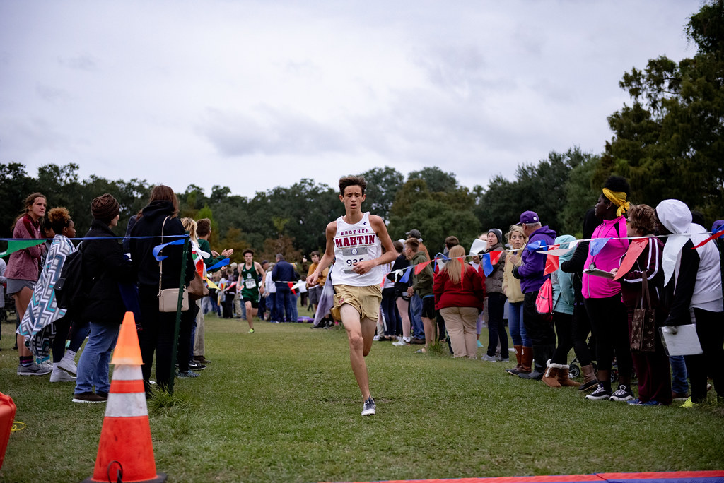 Cross Country Region III-5A Championship