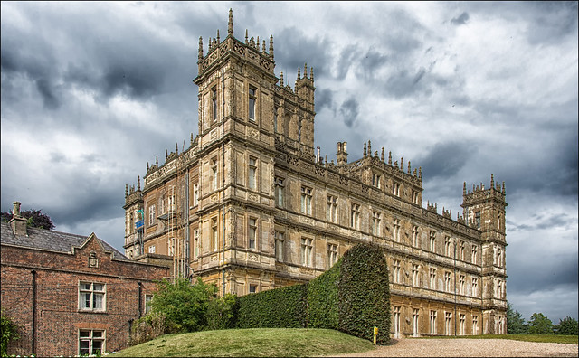 Welcome to Highclere Castle, the real Downton Abbey ...