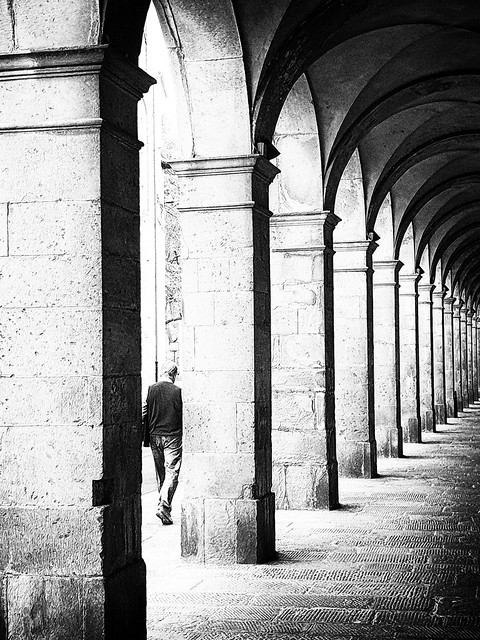 Street photography Italy - Lucca