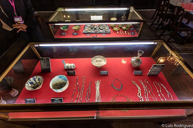 Exposiciones del Museo de la cerámica antigua