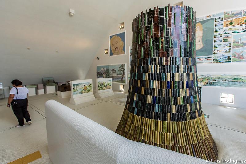 Azulejos de bambú