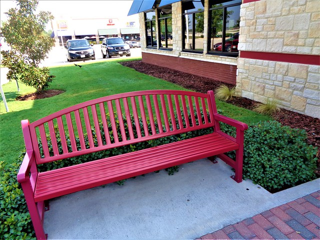 RED BENCH MONDAY