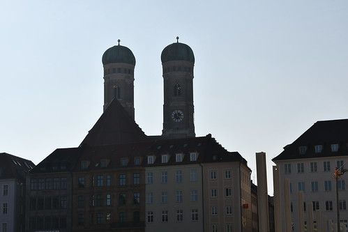 Munich's Twin Towers. From 10 Places Where History Comes Alive in Munich