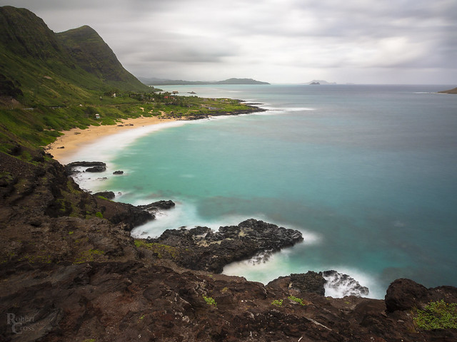 Forty Seconds on the Windward Side