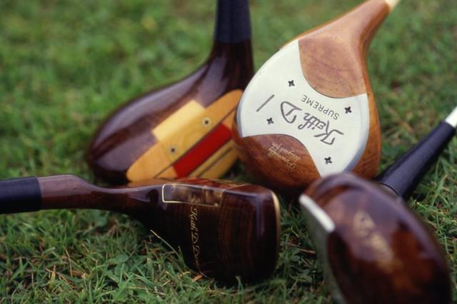 Keith D Design golfkøller (ca. 1987)