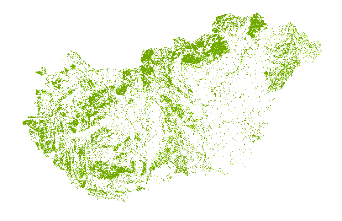 Térképre rakták az ország természeti rendszereinek állapotát