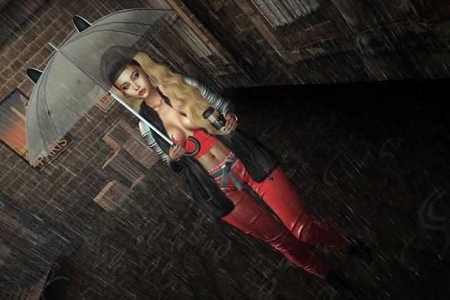 N° 1159 Rainy Day
