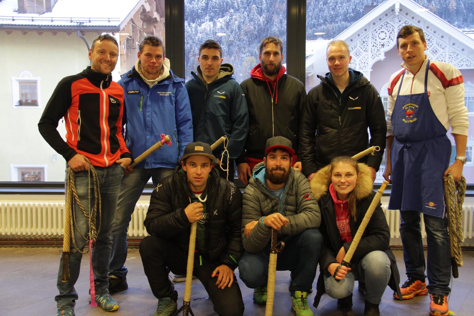 Goasslaukurs in St. Ulrich, 09-10.11.2019