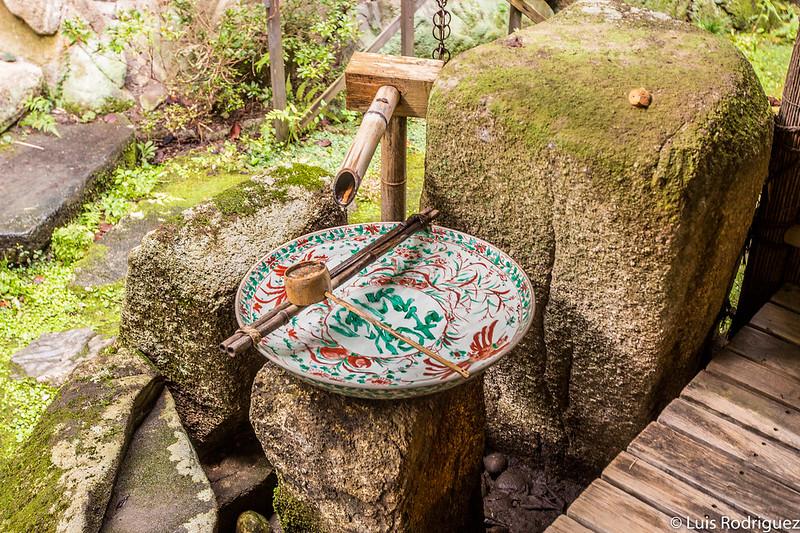 Plato de cerámica obra de Kohei Kato en Kobei Gama