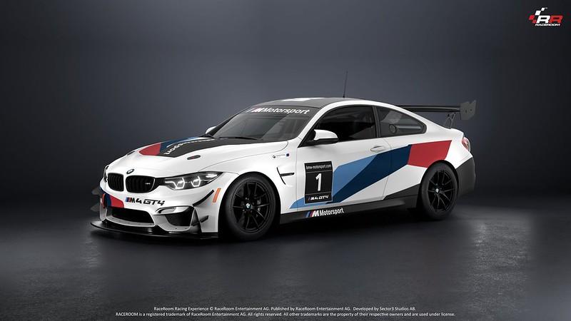 RaceRoom BMW M4 1