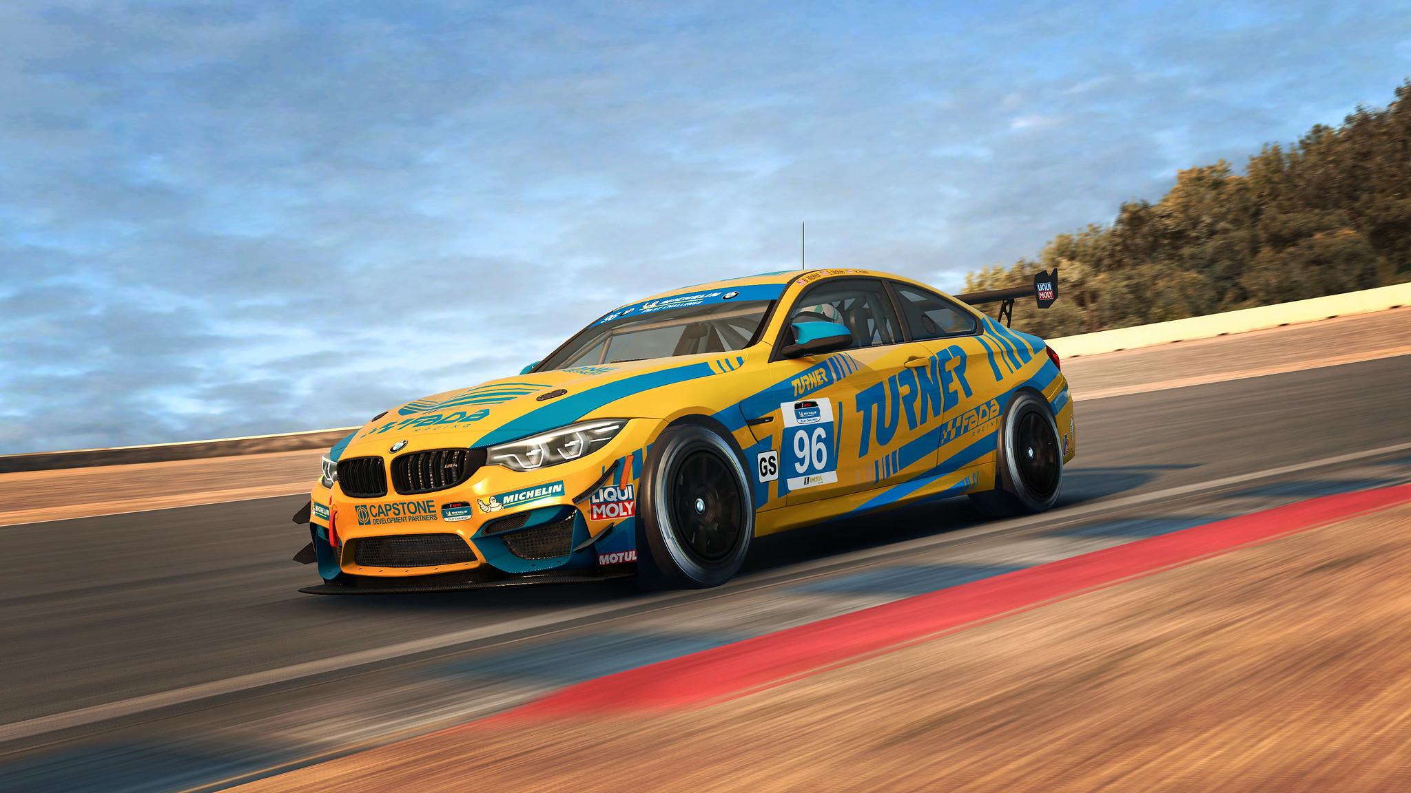RaceRoom BMW M4 5