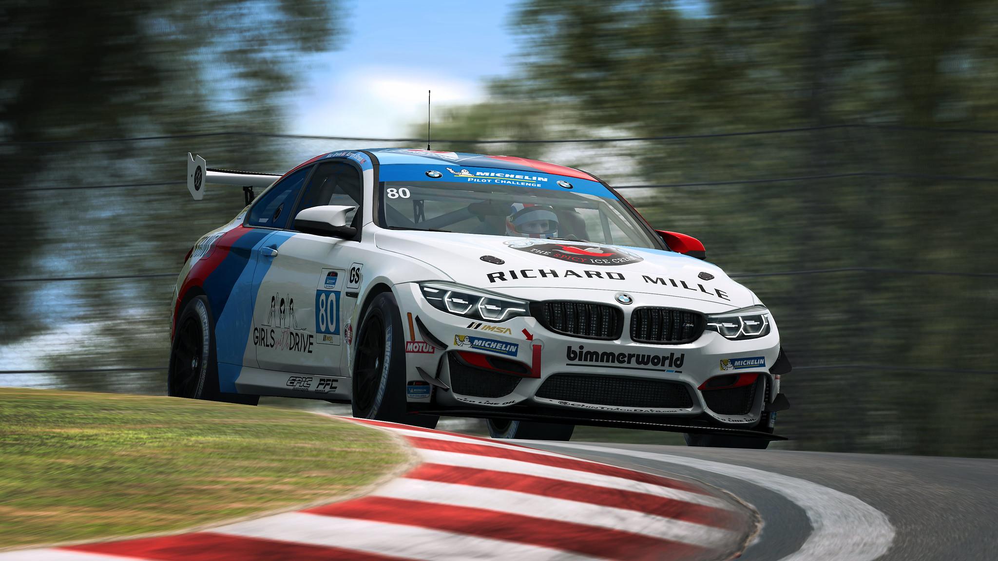 RaceRoom BMW M4 7