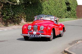1952 Jowett Juniper - CKS334