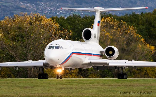 GVA   Russian Federation Tupolev Tu-154M   RA-84041