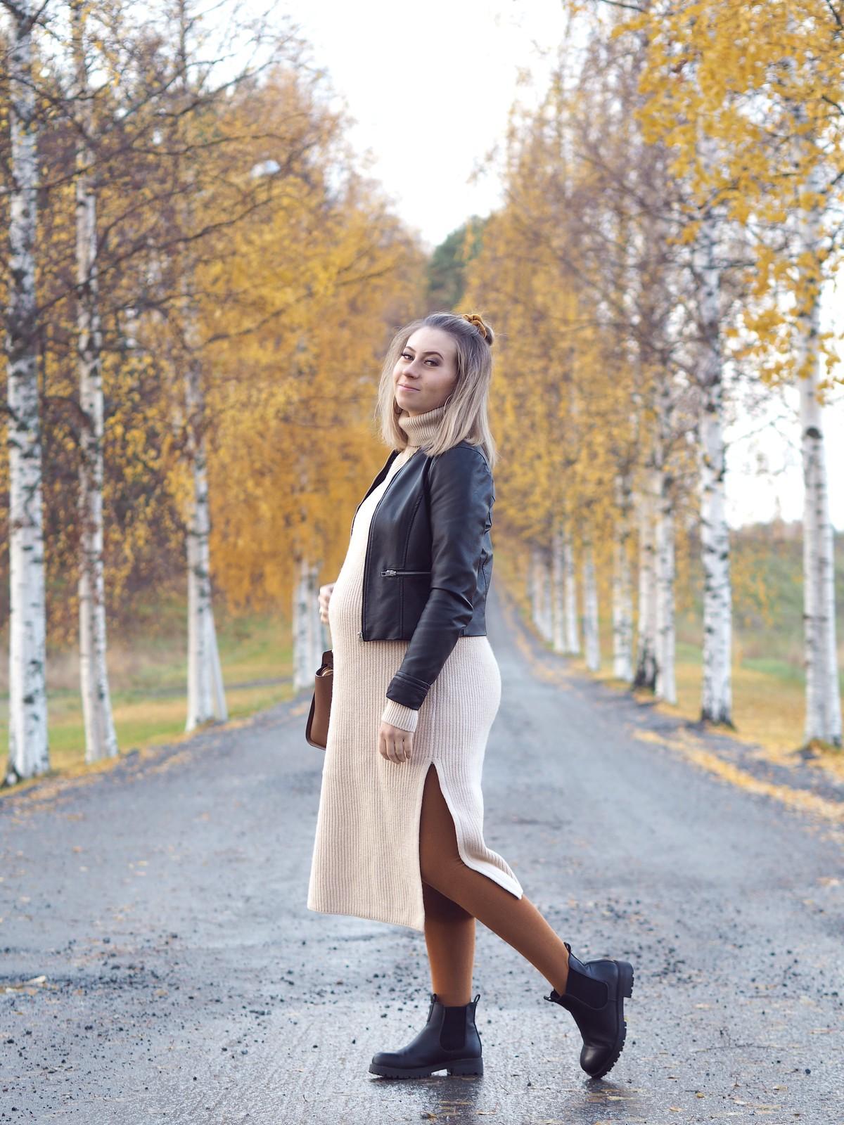 autumn pregnancy outfit ideas