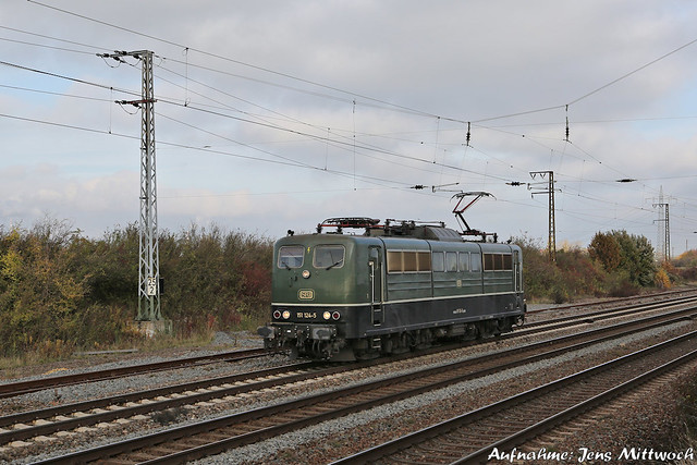 151 124-5 SRI Großkorbetha 11.11.2019