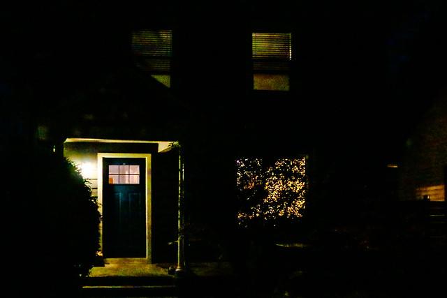 Darkened Doors
