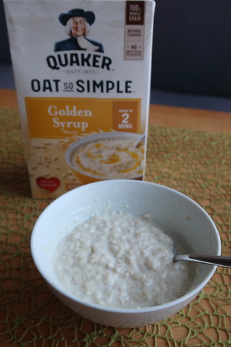 Quaker Oats So Simple Golden Syrup (verzehrbereit)
