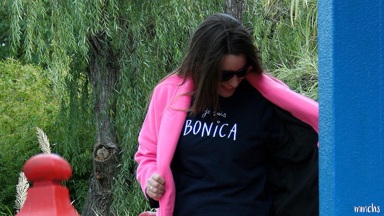 Sudadera BONICA Lucía Be