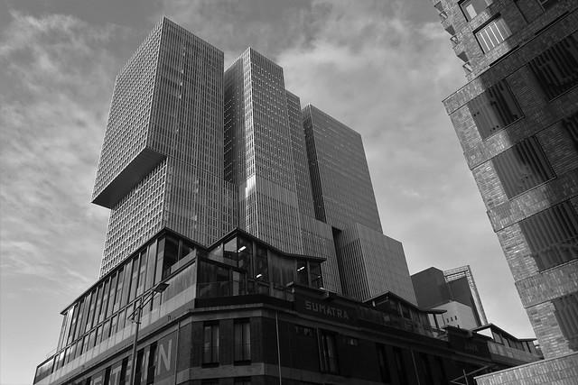 Rotterdam, Kop van Zuid, 2019