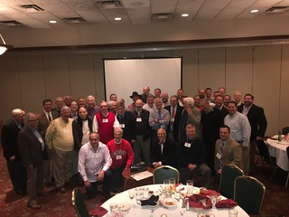 100th Reunion for Omicron Chapter
