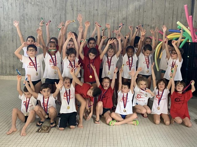 Nuoto: Kids 2019 Preliminare Mendrisio