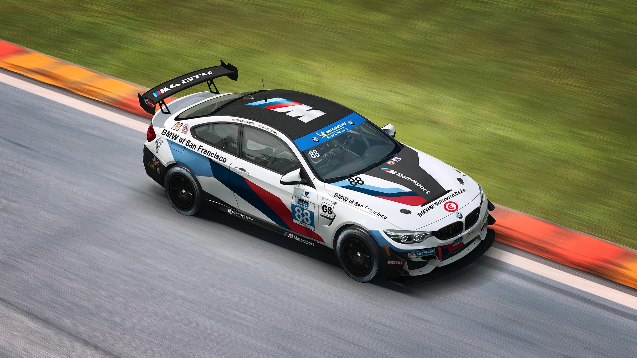 RaceRoom BMW M4 6