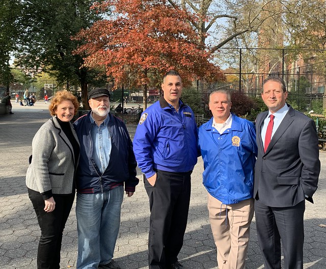 'We Remember': A Moving Veterans Day 2019 Ceremony In Carroll Park