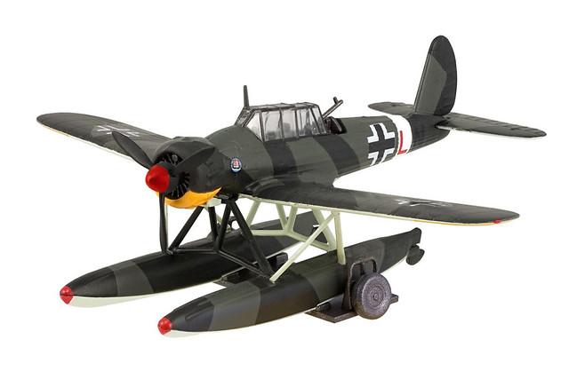 活躍於經典戰役的水上兩用飛機!F-TOYS 飛行套件組合第 17 彈 二次世界大戰水上用飛機系列(ウイングキットコレクション17 WW2水上機)