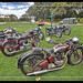 A Brace of Motorcycles at Amelia Island Concours d'Elegance 2010