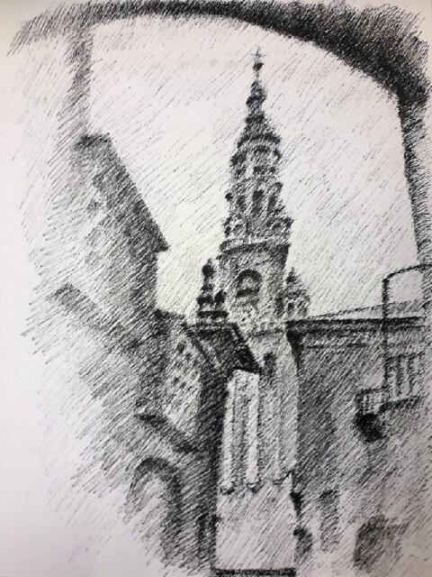 C-13.- Catedral de Santiago