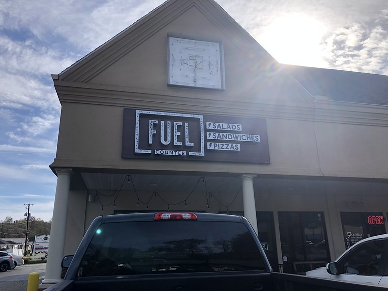Fuel Counter - barboursville