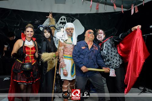 Q Halloween