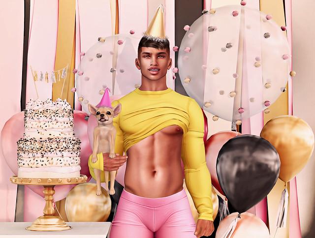 ..Happy Birthday to Me!::..