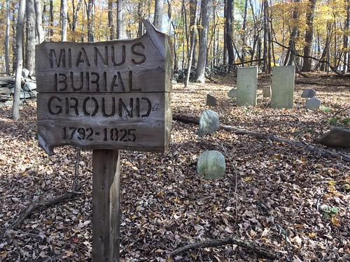 Mianus Burial Ground