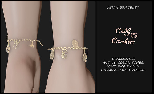 Asian Bracelet @ mainstore free