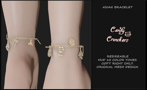 Asian Bracelet @ mainstore free