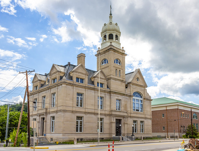 Old Frankfort Federal Courthouse