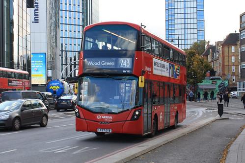 Arriva London HV355 LF67EVB