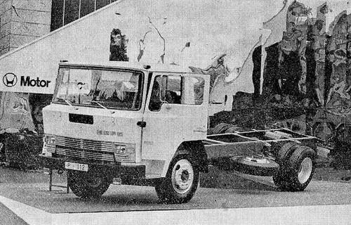 presentació camió Ebro P-112