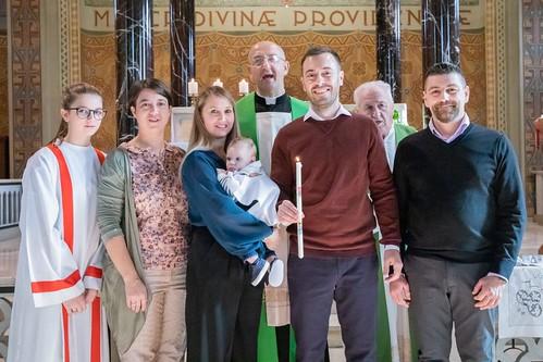 Battesimi-Matrimoni 2019