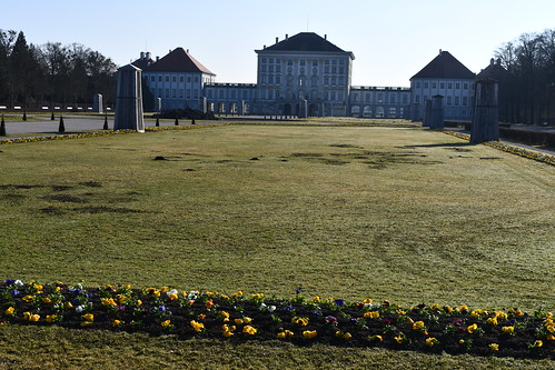 Nymphenburg Palace and Gardens. From 10 Places Where History Comes Alive in Munich