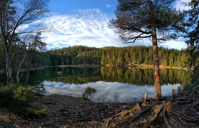 Möserer See - Tirol